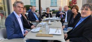 {:de}Erstes Meeting der PTP42-Initiatoren{:}{:en}First meeting of PTP42 intitial team{:}